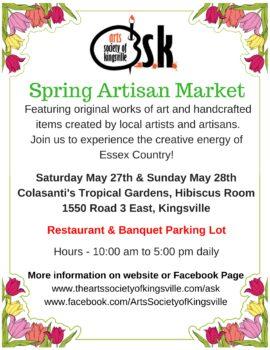 Spring-Artisan-Market-Poster-270x350 2